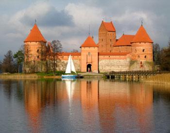 Жемчужина балтийских стран литва